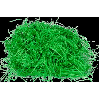 Бумажный наполнитель - Ярко-Зеленый
